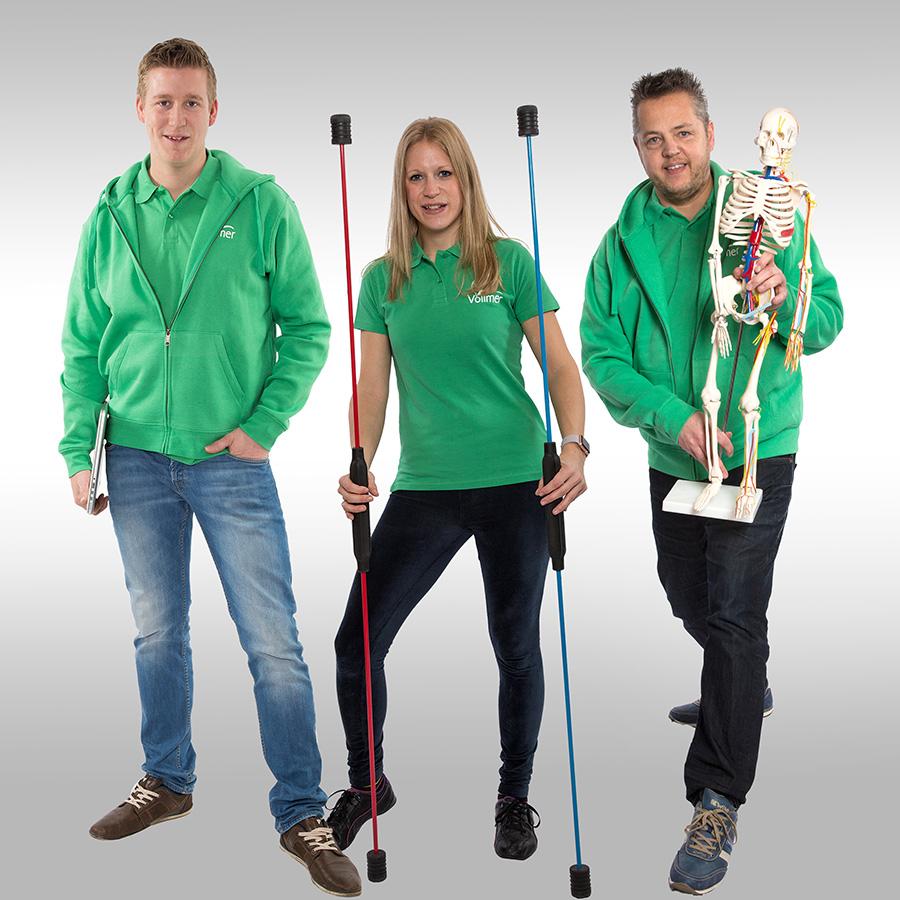 Christian Vollmer, Andrea Schmidt, Dirk Trunzer