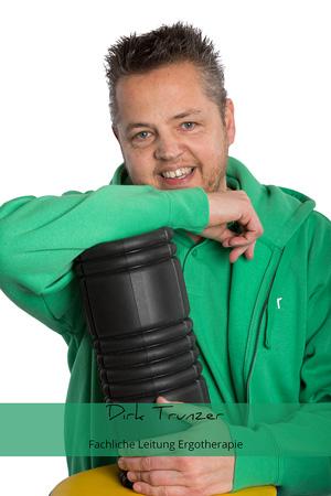 Dirk Trunzer - Fachlicher Leiter Ergotherapie